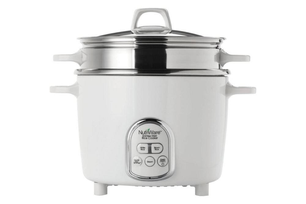 Digital Rice Cooker Steamer