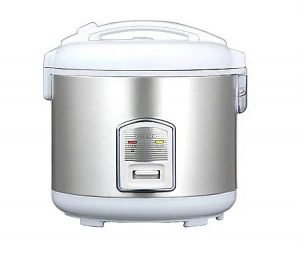 Oyama Rice Cooker with Stainless Steel Pot