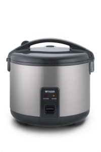 Tiger JNP Rice Cooker with Stainless Steel Pot