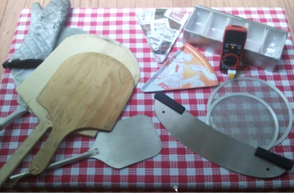 Pizza Making Supplies